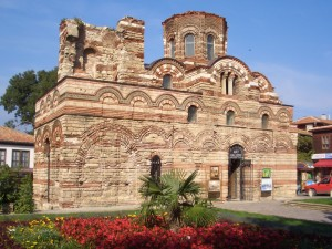 Pantokrator_church_in_Nessebar_(Bulgaria)