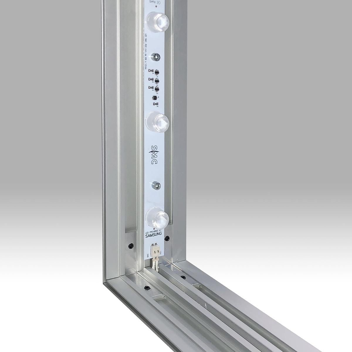 Caja de luz 100 mm - 3