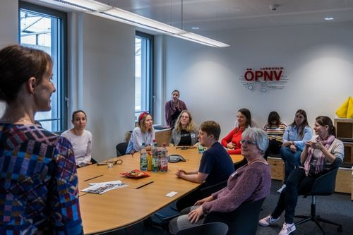 Learning Journey - VDV-Akademie zu Besuch im Lab