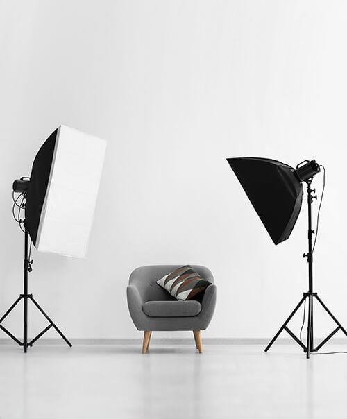 Rent Studio Equipment