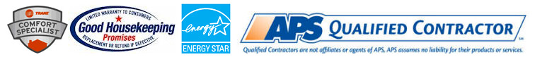 anthony james air conditioning and heating qualifications