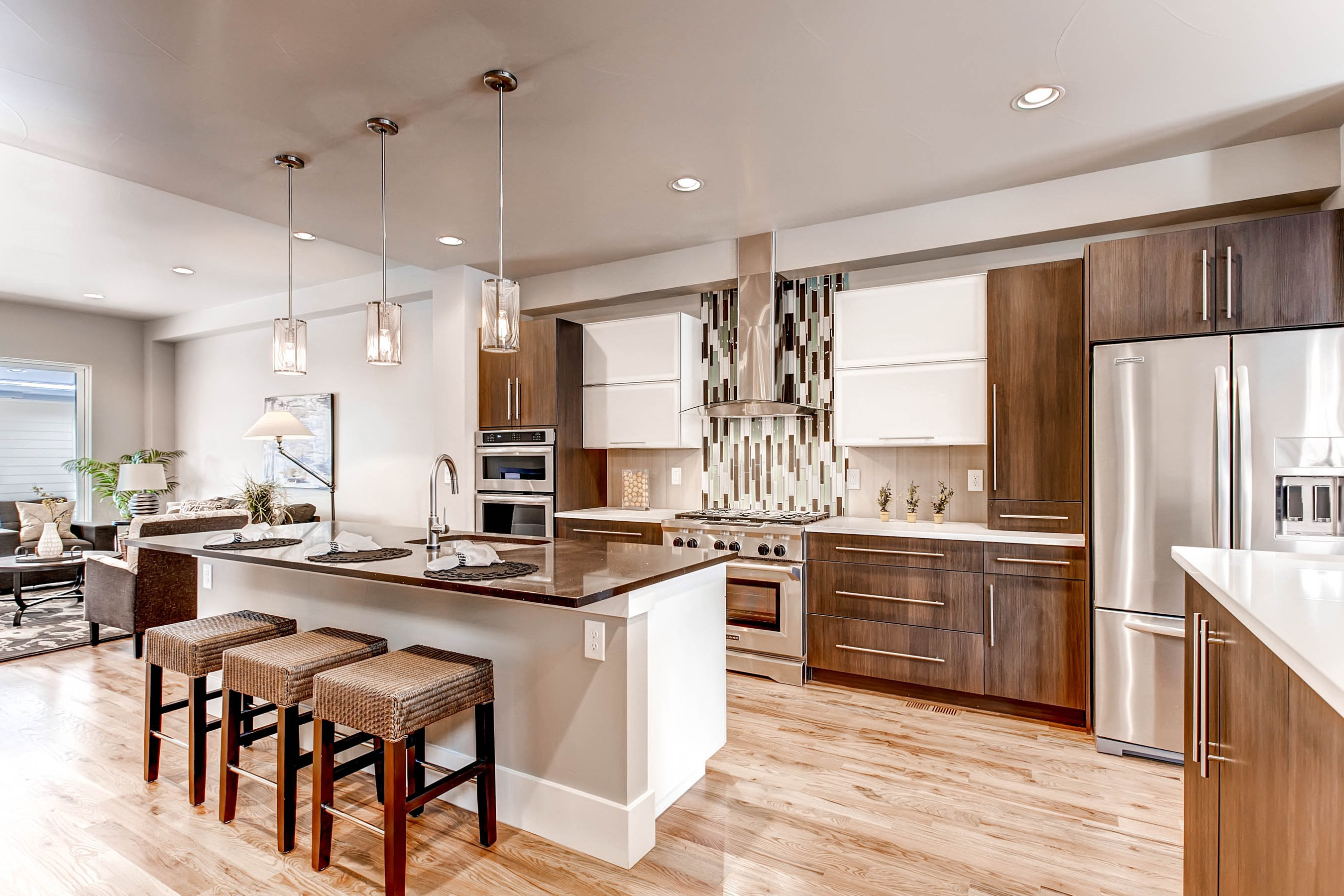 A Jackson Design Build kitchen.
