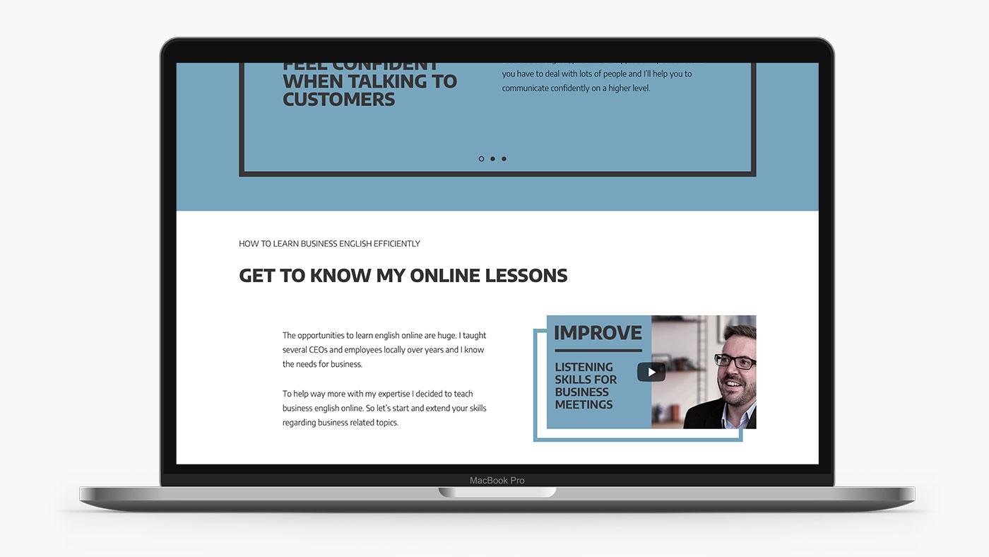 Webdesign: Auf Basis des Corporate Designs die Webseite gestalten