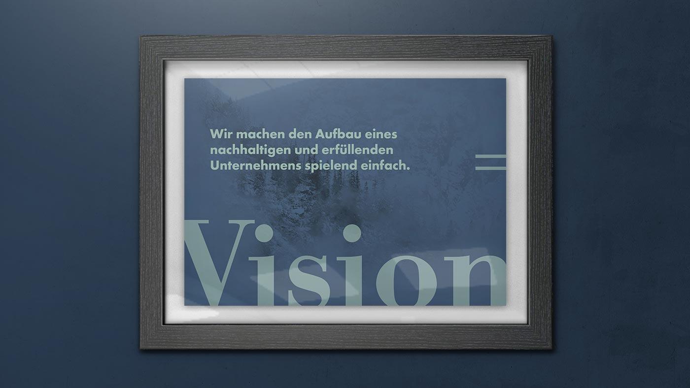 mindly's Vision Statement – Wir machen den Aufbau eines nachhaltigen und erfüllenden Unternehmens spielend einfach