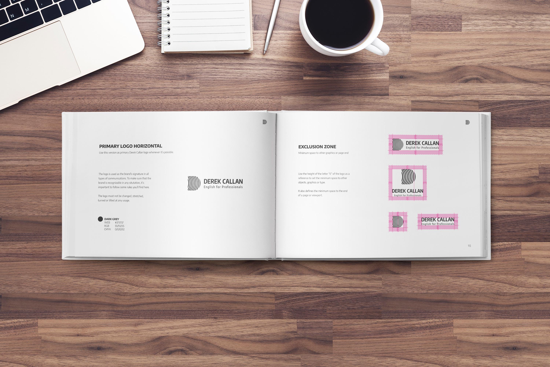 mindly Brand Book – Markenhandbuch Styleguide