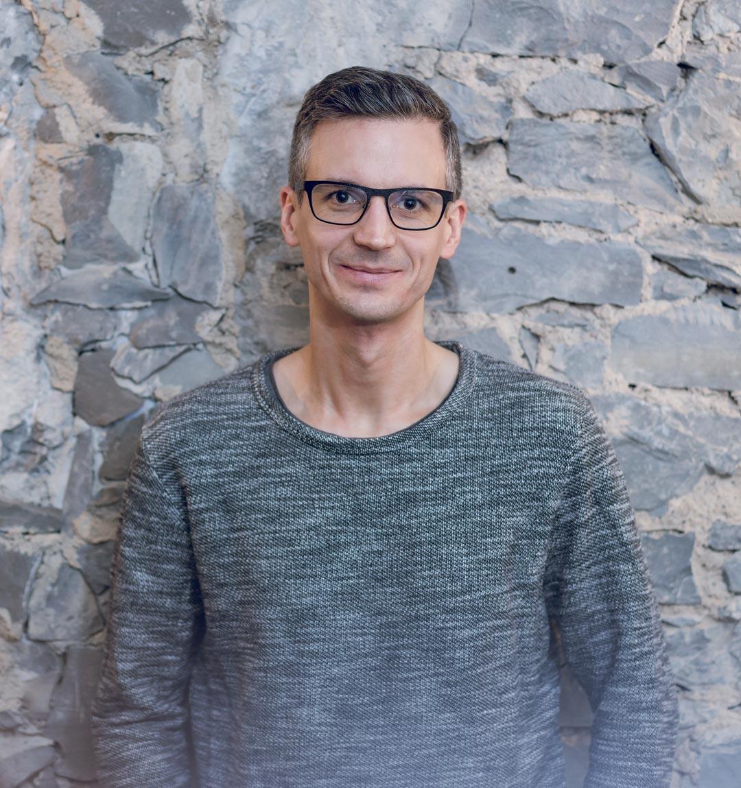 Daniel Zanger Markenstratege Designer Lektor