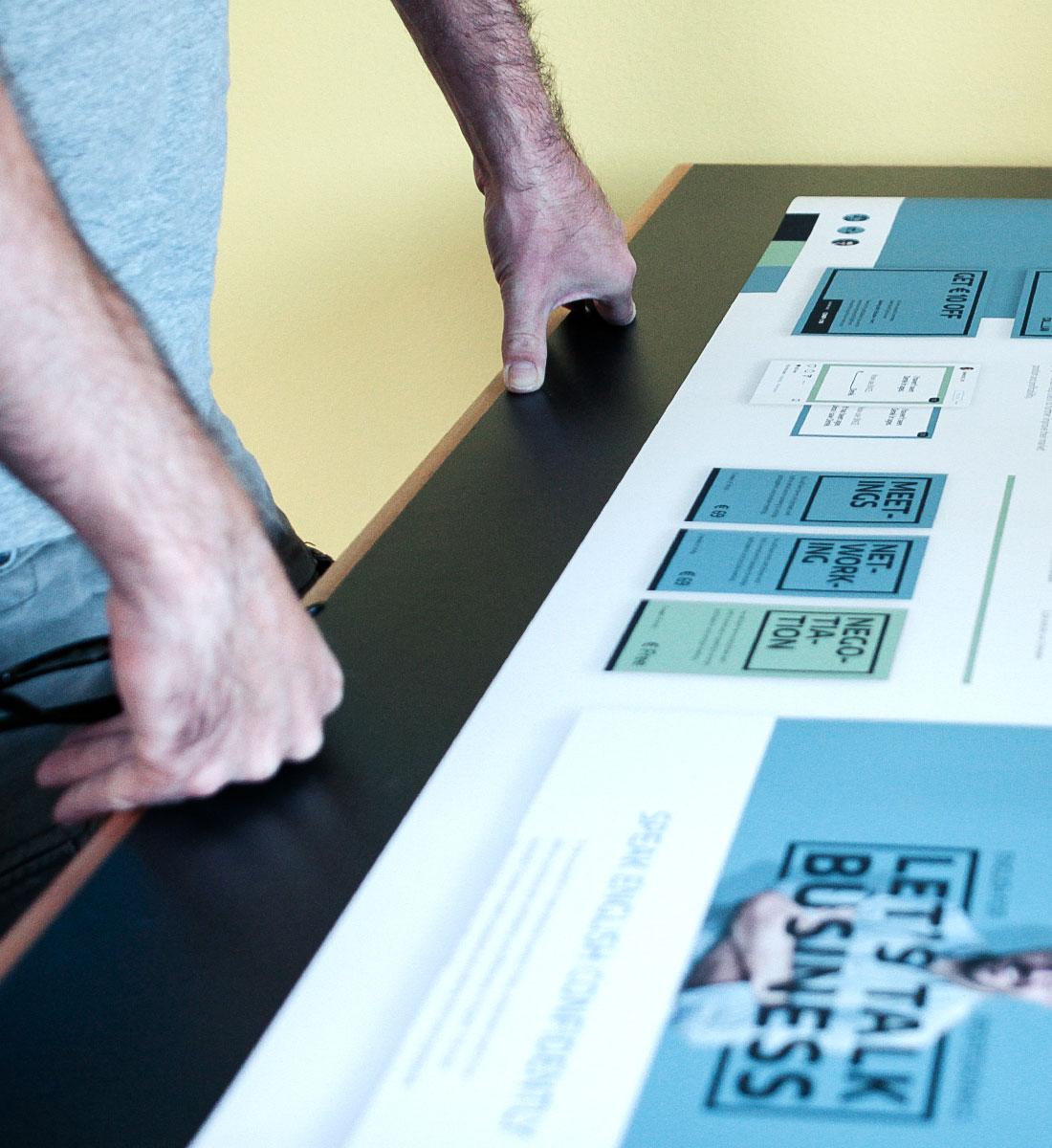mindly Corporate Design Entwicklung Markenstrategie