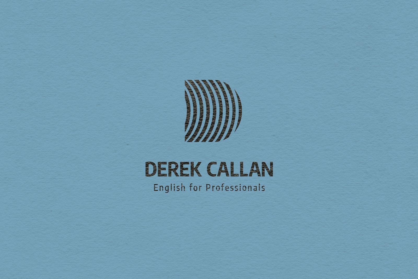 Derek Callan Logo Design