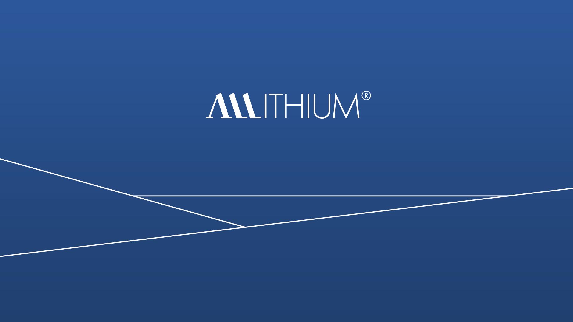 Allithium Corporate Design Präsentation