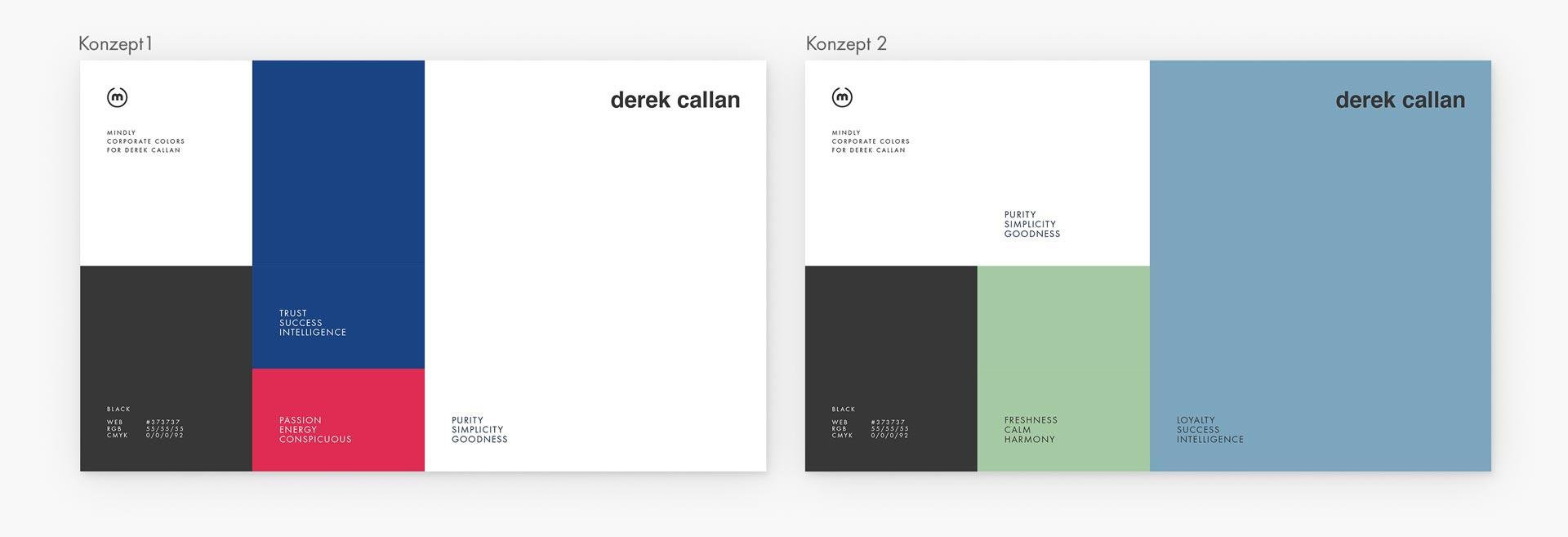 Corporate Design Farben