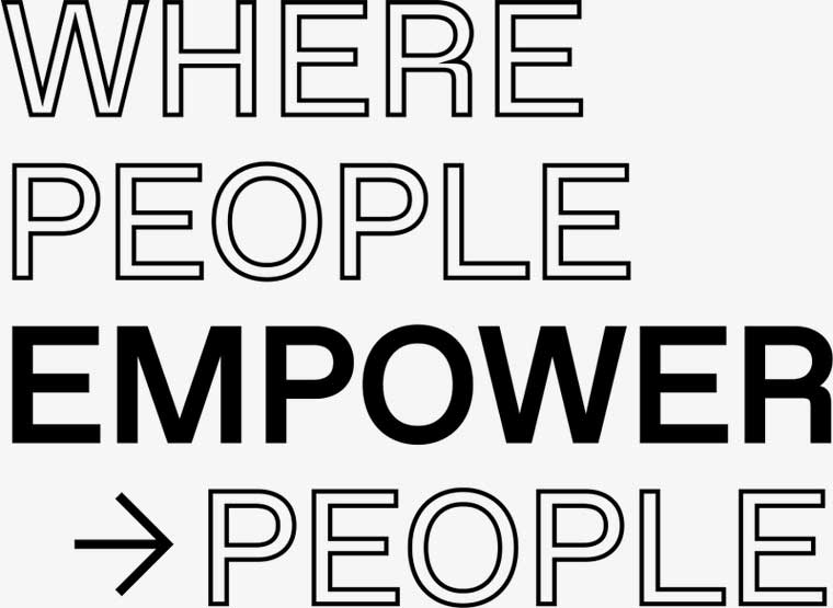 Where People Empower People