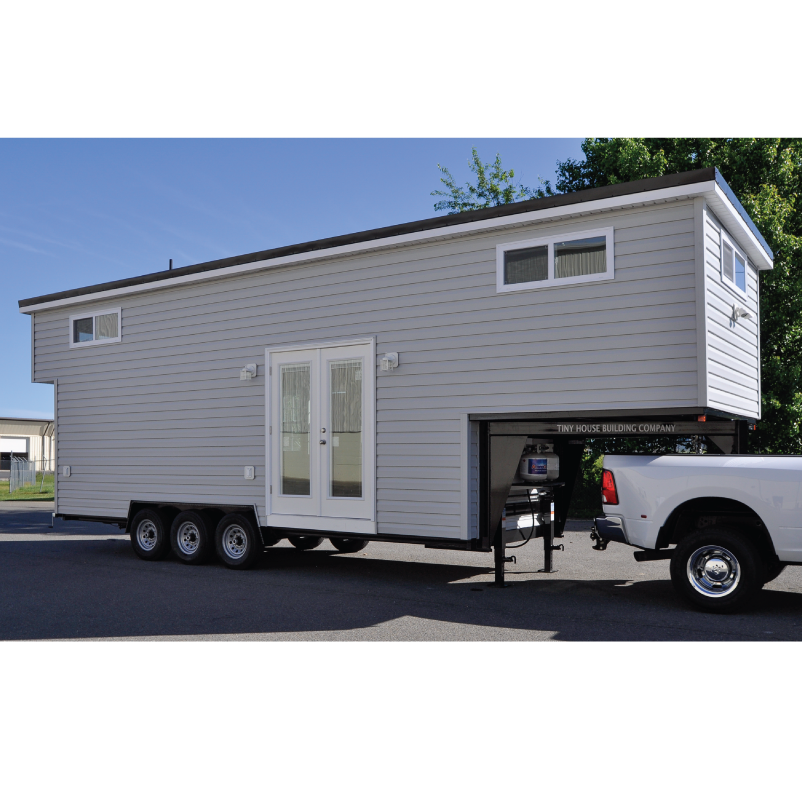 Custom portable tiny houses on wheels for sale