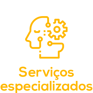 Serviços ícone