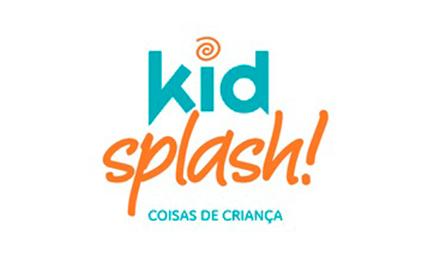 Coisas de criança e produtos da Kid Splash você encontra na Escolar Uniformes Curitiba.