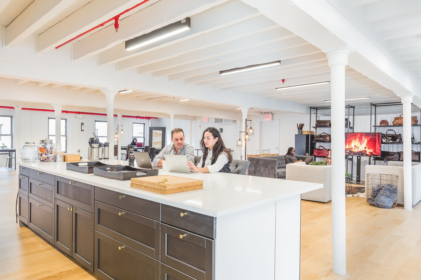 Drop in to work at CSTM HAUS in the Meatpacking District - Become a KettleSpace Member today!