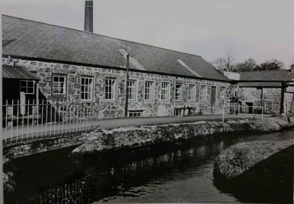 Baird McNutt Shankbridge Mill In Ireland.
