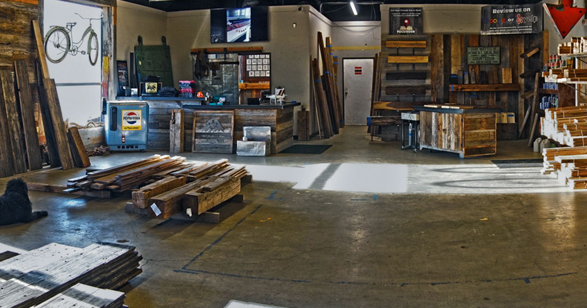 Front Range Timber | Reclaimed Wood in Denver Colorado