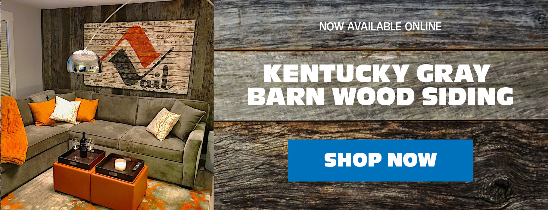 Gray Barn Wood Siding