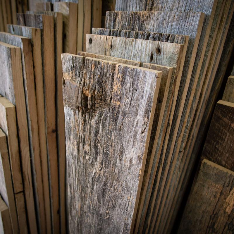 Kentucky Gray Barn Wood Siding