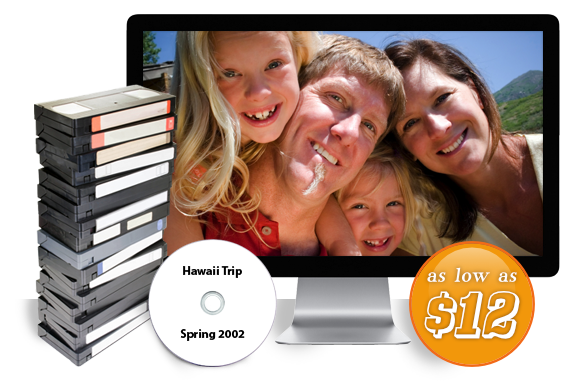 Preserve Your Family Vacation Memories