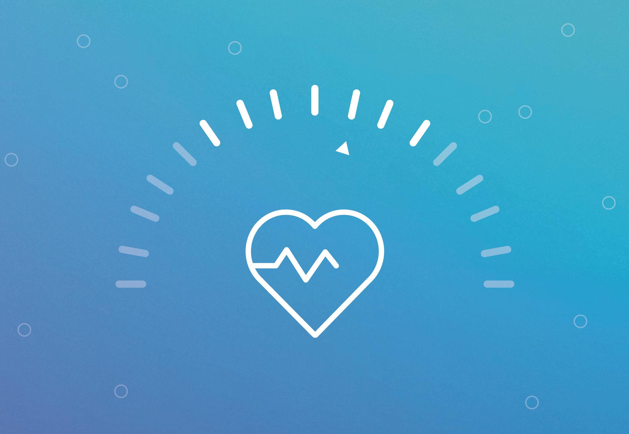 Gesundheitsindex der Atemluft