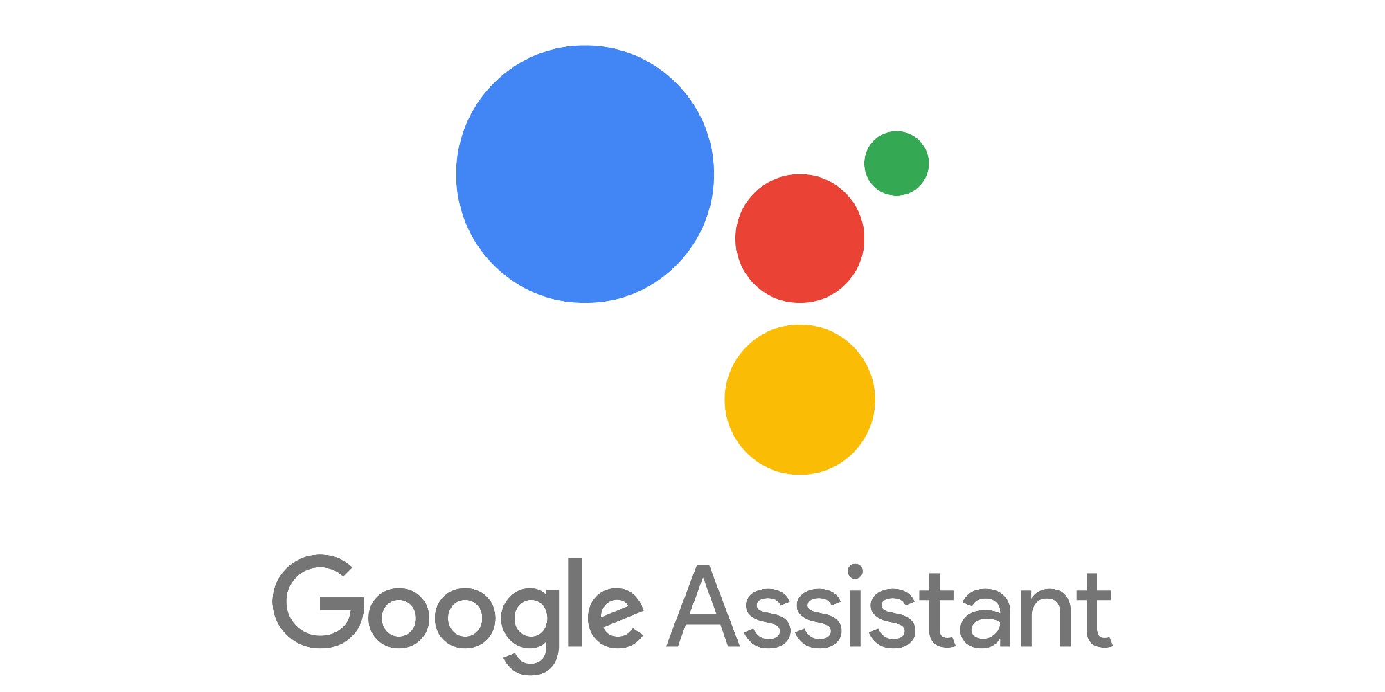 google assistant google home logo