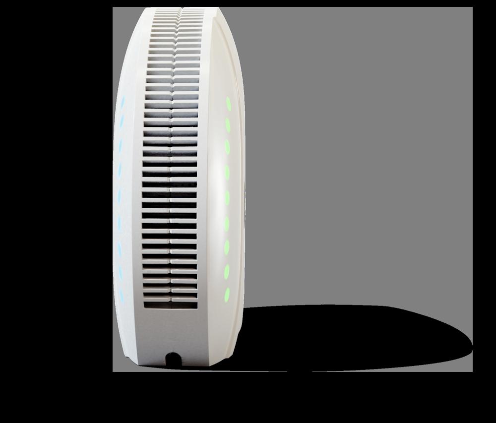Luftqualität in Echtzeit messen - Lamellen