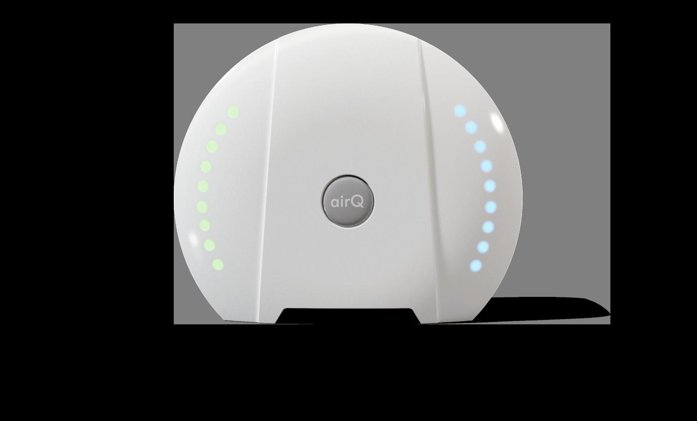 air-Q Luftanalysator Gesundheit Leistung