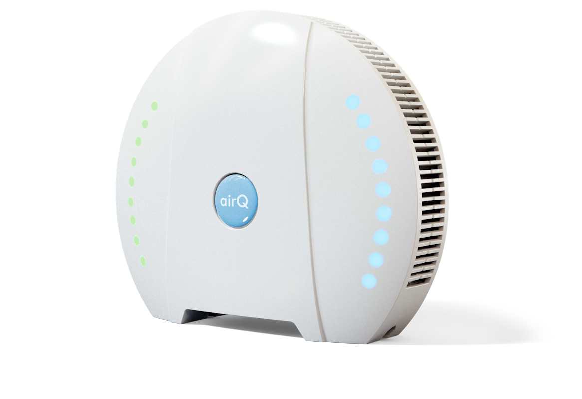 air-Q Luftqualität Messgerät