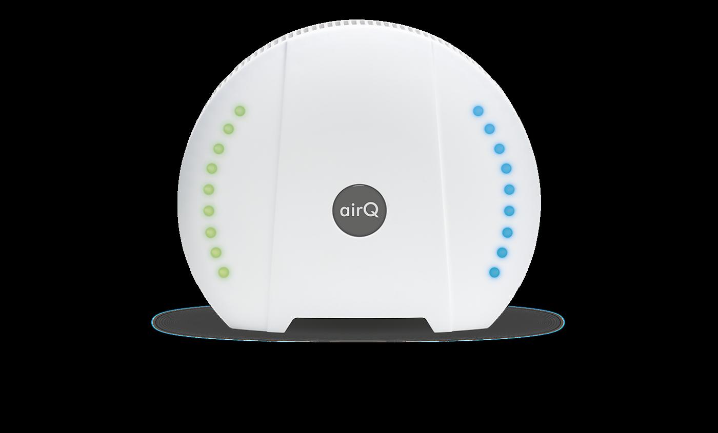 air-Q Luftqualität-Messgerät messen Gesundheit