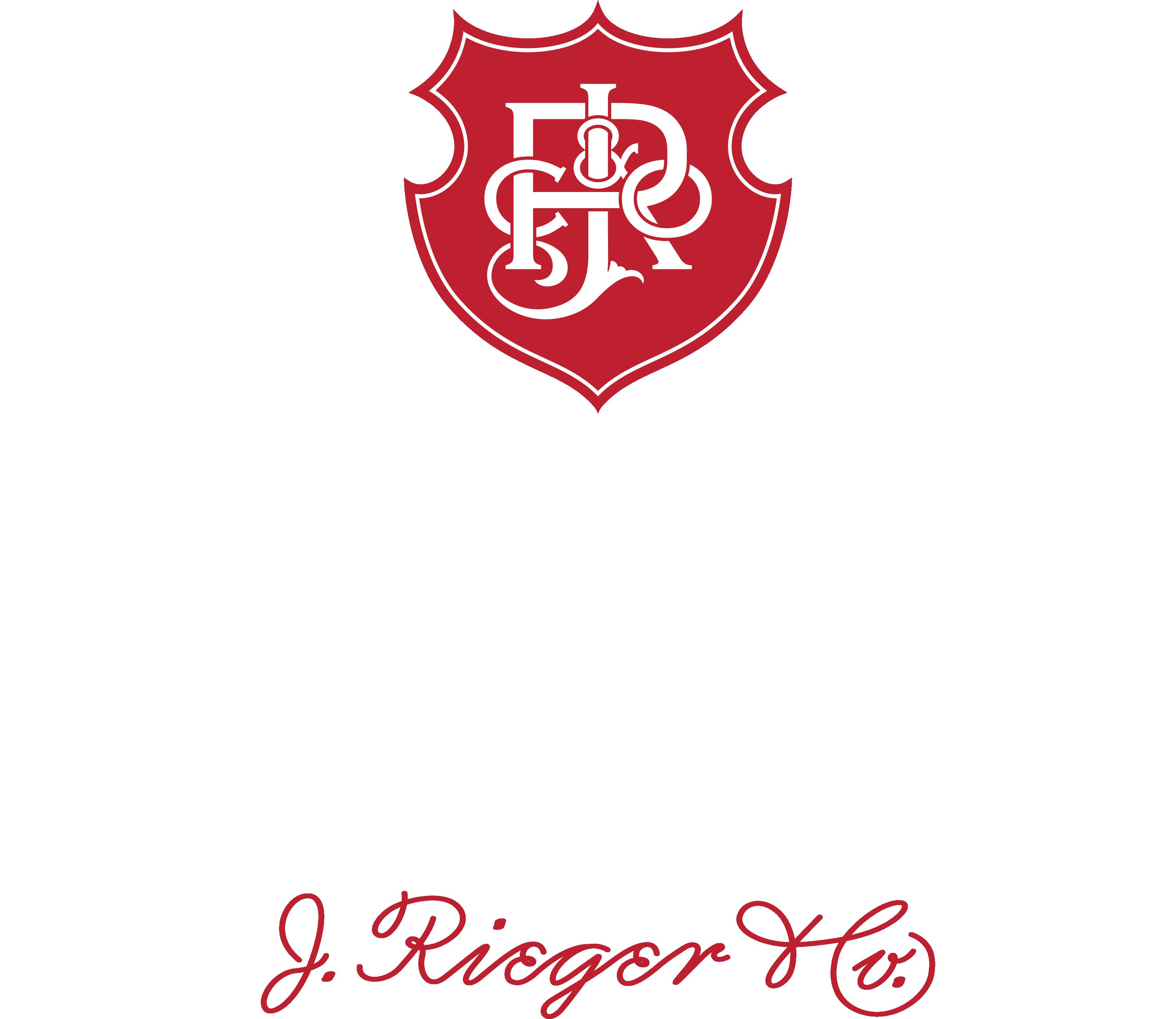 The Tasting Room logo lockup