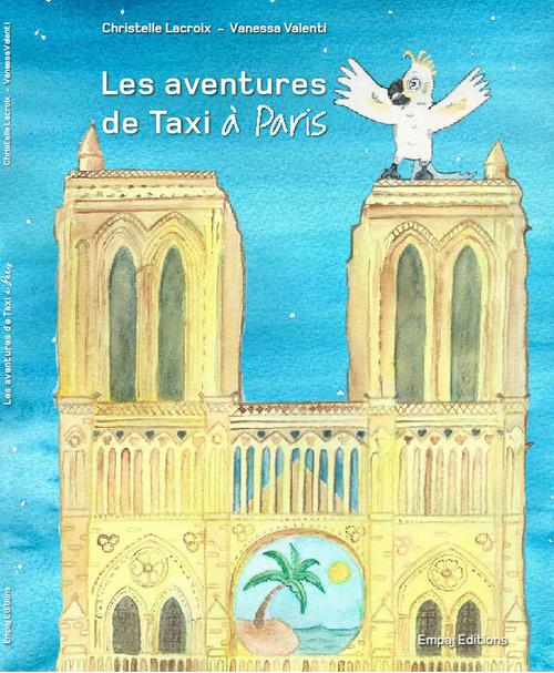 Les aventures de Taxi à Paris