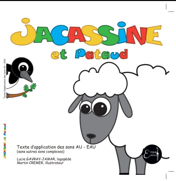 Jacassine et Pataud