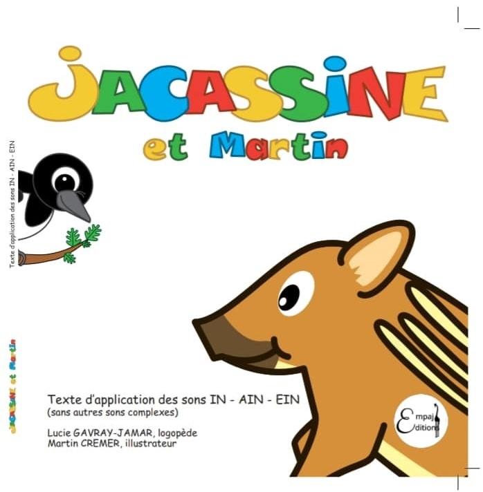 Jacassine et Martin