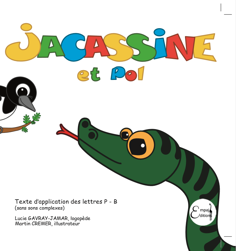 Jacassine et Pol