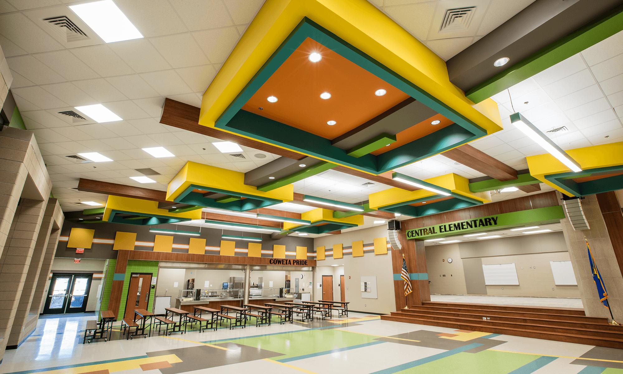 Photo of Coweta Elementary School