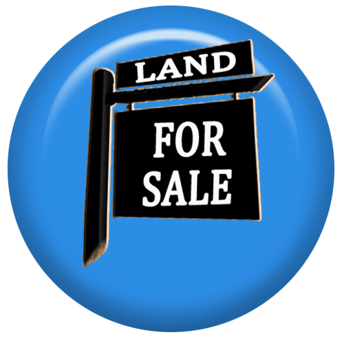 We buy land fast with cash