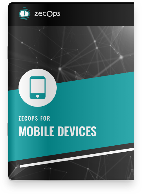 ZecOps for Mobile Devices datasheet