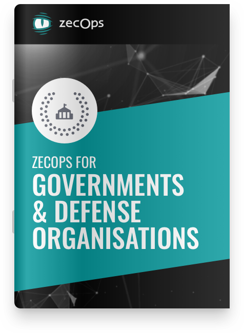 ZecOps for Governments datasheet