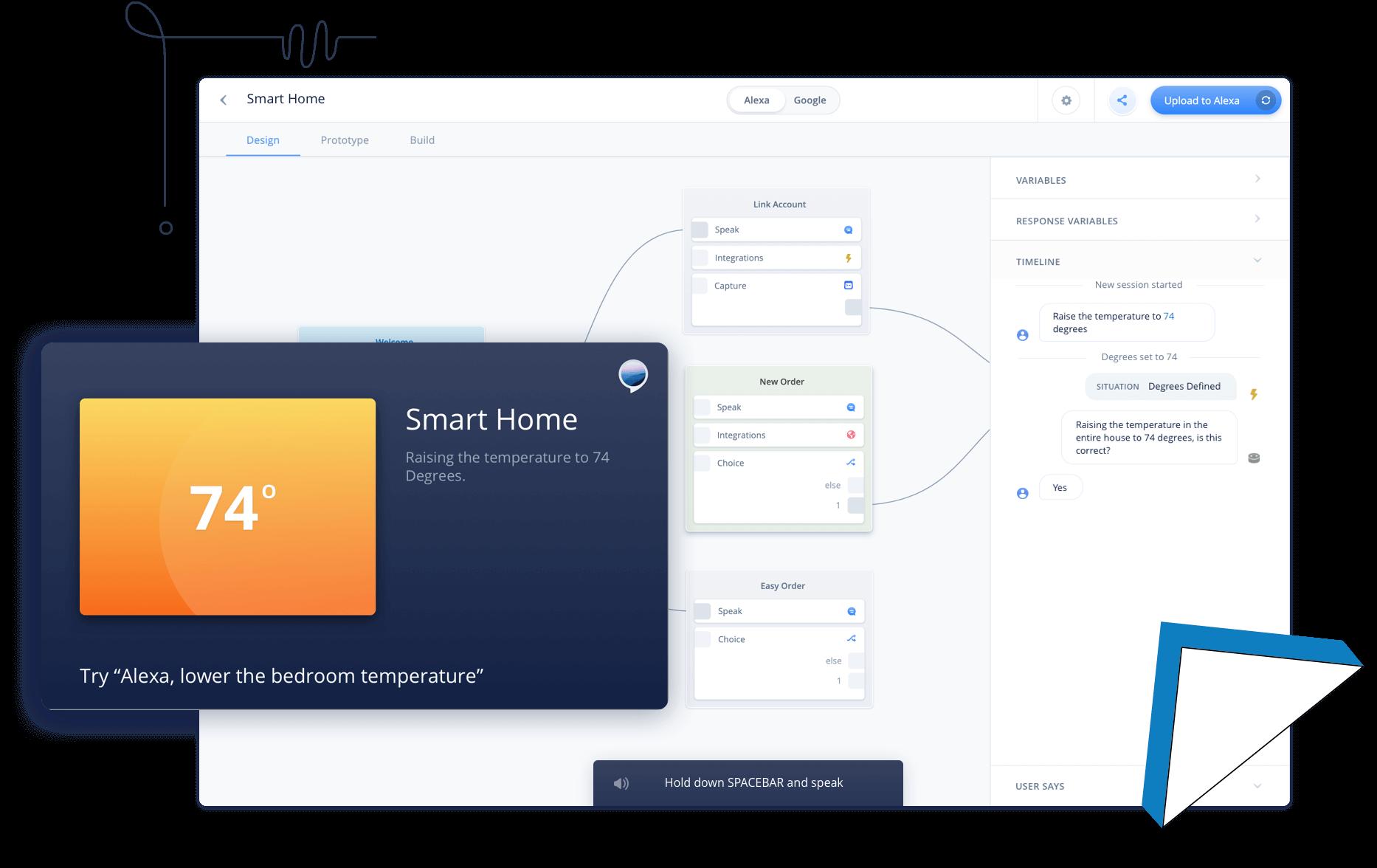 Voiceflow - Design, prototype, and build voice apps