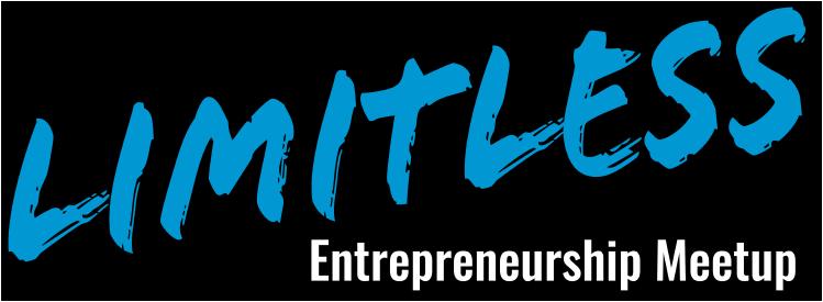 Limtiess Entrepreneurship Meetup Logo