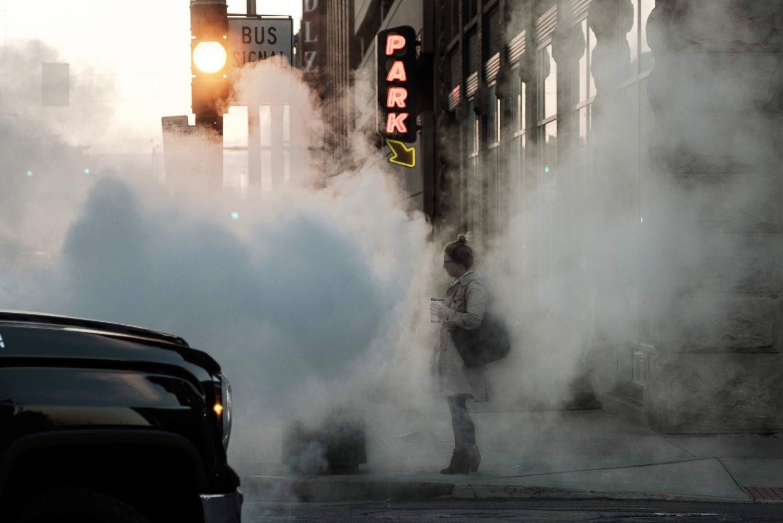 Stickoxide Autoabgase Gefahr Luftverschmutzung Gesundheit