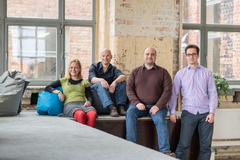 Raumluft Messgerät air-Q Team Corant