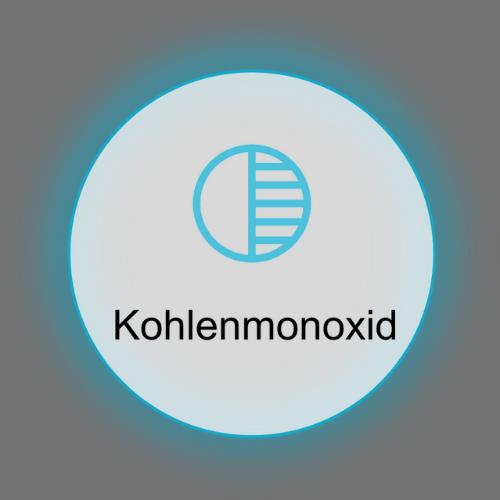 Messwert Kohlenmonoxid CO
