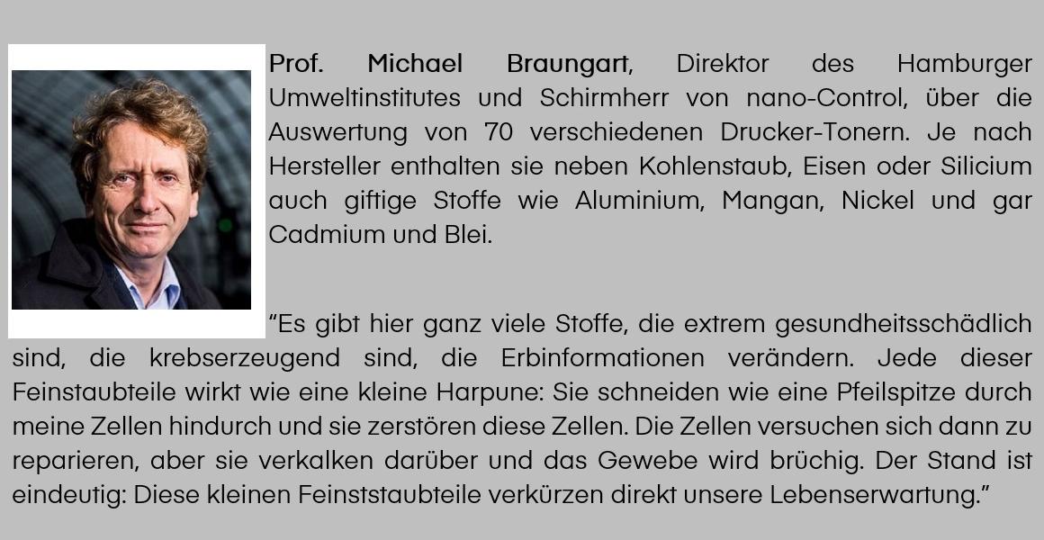 Prof. Michael Braungart