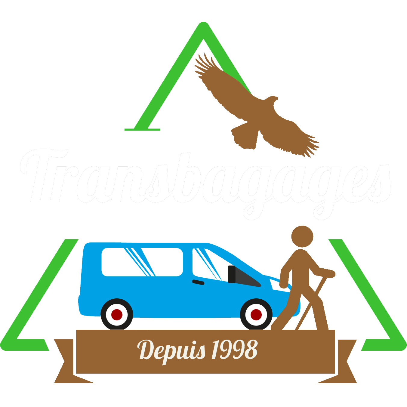 Logo transbagages
