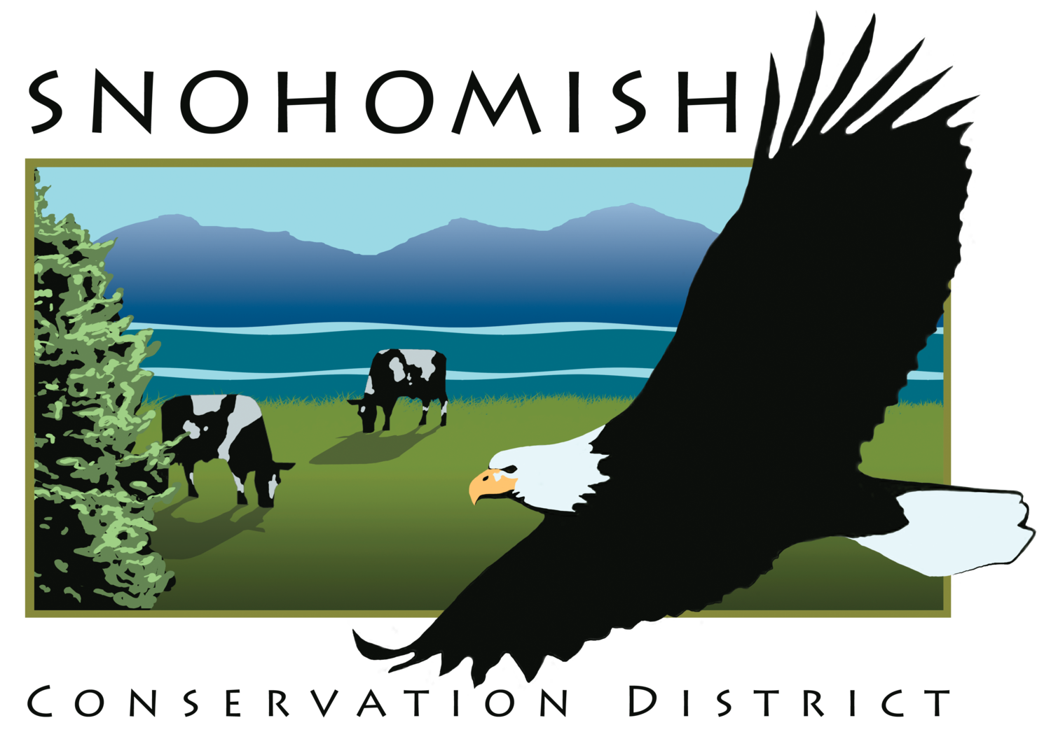 Snohomish Conservation District logo