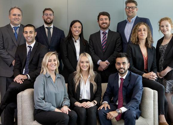 Aandi Lawyers team