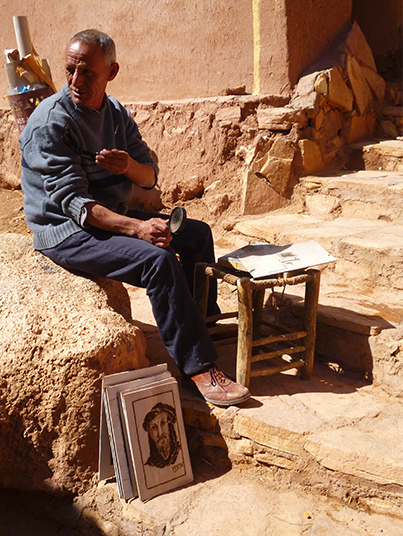 moroccan artist, Morocco
