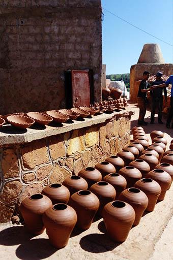 morceau pottery, Morocco